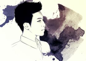 SeungRi by Hitomi-Michie