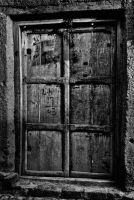 An Old Door by Jahanzeib