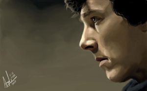 Sherlock by superfizz