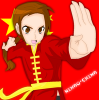 APH: NIHAO CHINA -For Mama- by xXimmaeatjooXx
