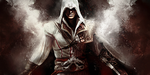 Assassins Creed Smudge Signature by UriahCGFX