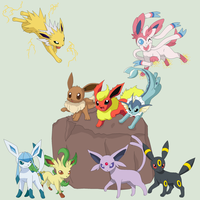 Pokemon 35~Eevee Evolution~ by Xbox-DS-Gameboy