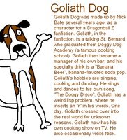 SKF Bio 2 Goliath Dog by Hagurumon