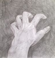 My hand :D by UsayFudo