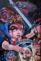 'Night Of The Hunter' by davidmacdowell