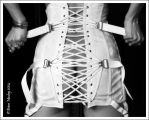 the Vintage Corset by DJ-Jynx