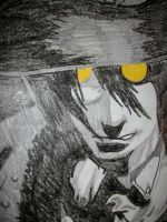 Alucard From the Shadows by Cheslyn