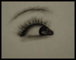 My Eye by dhartinis