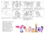 MLP Class Project: Directions, Page 2 by NewportMuse
