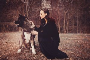 WEDNESDAY AND WOLVES by zerofiction