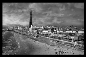 Blackpool by y2jabba
