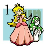 1 UP by buster126