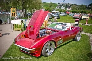 modern corvette c3 stingray I by AmericanMuscle