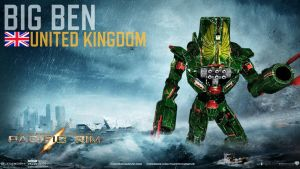 Pacific Rim Jeager: Big Ben by Lugnut1995
