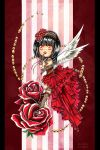 :Gift: Lina ~ Red Roses by Linelana