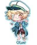 GIFT: Oliver Vocaloid by Foxcollys