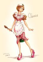 Clarice by chacckco
