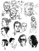 sketchdump Jan. - Feb. 2013 by cesca-specs