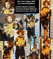 Rum Tum Tugger Costume by ImHerMonster