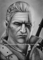 The Witcher by BlackMadeleine