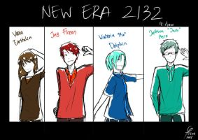 New Era 2132 redraw by Citrus-Foreno