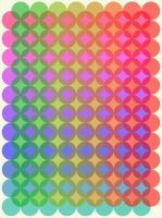Colorful pattern by semireal-stock