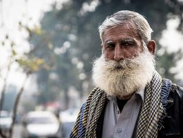 A Fine Beard by InayatShah
