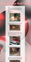 Make Your Own Book or Journal by nitemare420i
