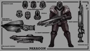 Paragon by Wolfgan
