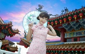 In cheongsam 7 by Agnes108