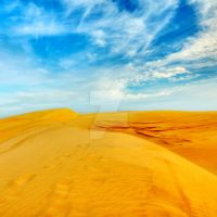 Desert by MotHaiBaPhoto