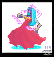 Jynx!  Pokemon One a Day! by BonnyJohn