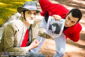 Team LupinIII Cosplay Feb2014 photo46 by Vectorolon