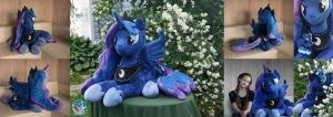 Lifesize Luna by Essorille