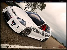 Honda Civic Type-R C.S.'2' by speedmans