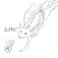 Buttle sketch by Fatedtotheend
