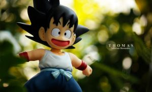 kid son goku adventure by jeffbedash325