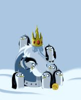Ice King by mikemaihack
