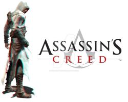 Assassin's Creed Wallpaper 3D by NiinjaStyle