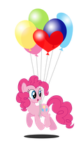 Oh Pinkie Pie! by TechRainbow