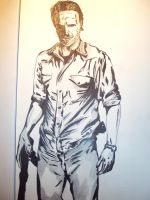 Rick Grimes TWD by supercli