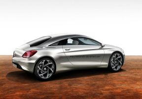Mercedes SC (Sport Coupe) by Antoine51