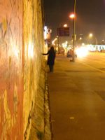 Berlin wall by Donna-Casino