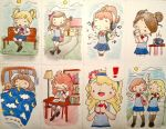 JP note cards by DOKmanga
