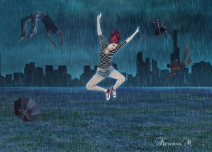 IT'S RAINING MEN by KerensaW