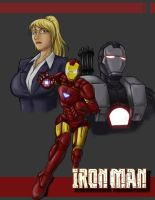 ironman by Gubrutsky2011