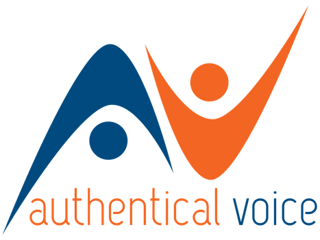 Authentical Voice Logo by maseja