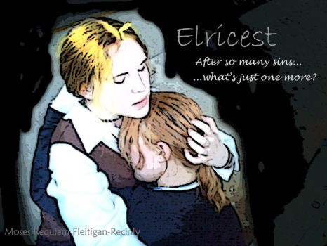 FMA---Elricest by AlchemicPhysicist42