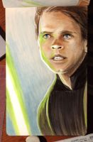 Star Wars Daily Sketch 17 by danomano65