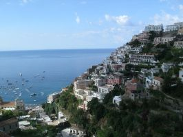 Positano by Moose-Art